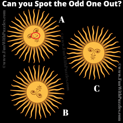 Answer of Picture Brain Teaser for Adults