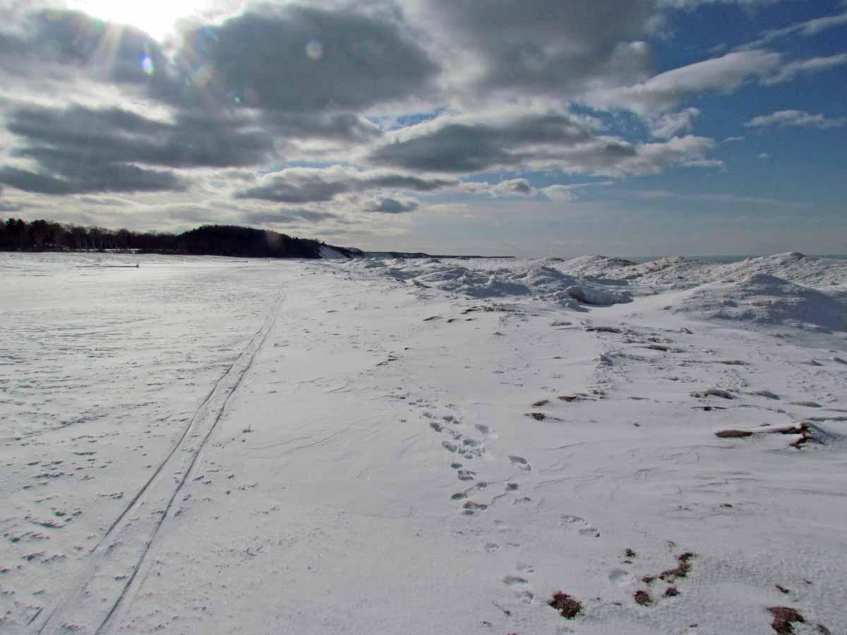 Sunny beach in winter   Winter in Saint-Malo (France)   Flickr  Winter Sunny Beach