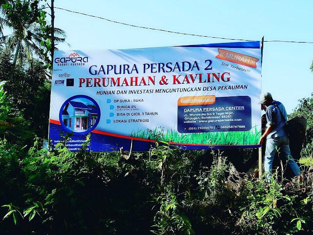 Berinvestasi Properti di Kawasan Berkembang Bondowoso