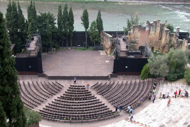 O que fazer em Verona na Itália