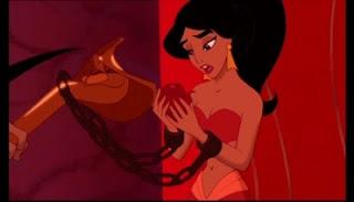 jasmine as naked sex slave for jafar