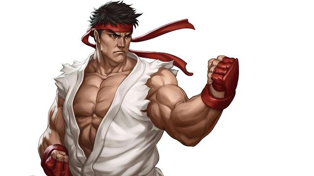 Historia videojuego Street Fighter