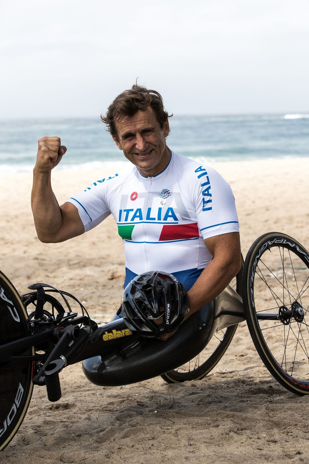 Former F1 And Cart Driver Alex Zanardi Wins Paralympic Gold