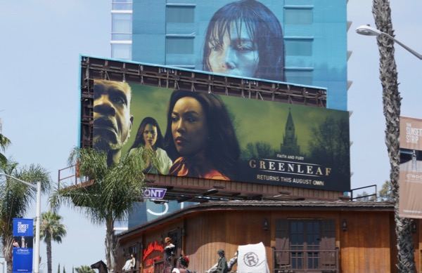 Greenleaf season 3 billboard