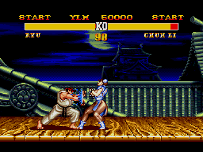 street fighter 2 capcom