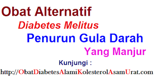Obat alternatif  penyembuh penyakit gula diabetes yang ampuh mujarap