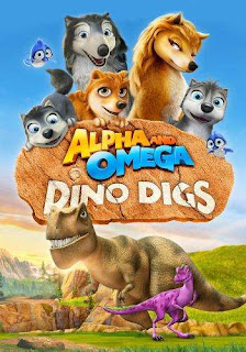 Alpha and Omega Dino Digs Desene Animate Online Dublate si Subtitrate in Limba Romana HD Gratis