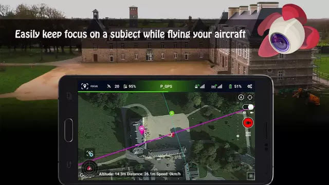 Litchi for DJI Mavic Phantom Inspire Spark Apk