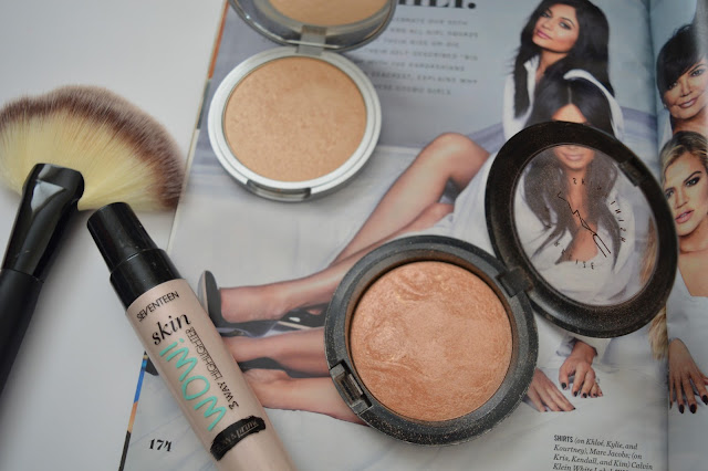 highlighters_UK_beauty_blogger