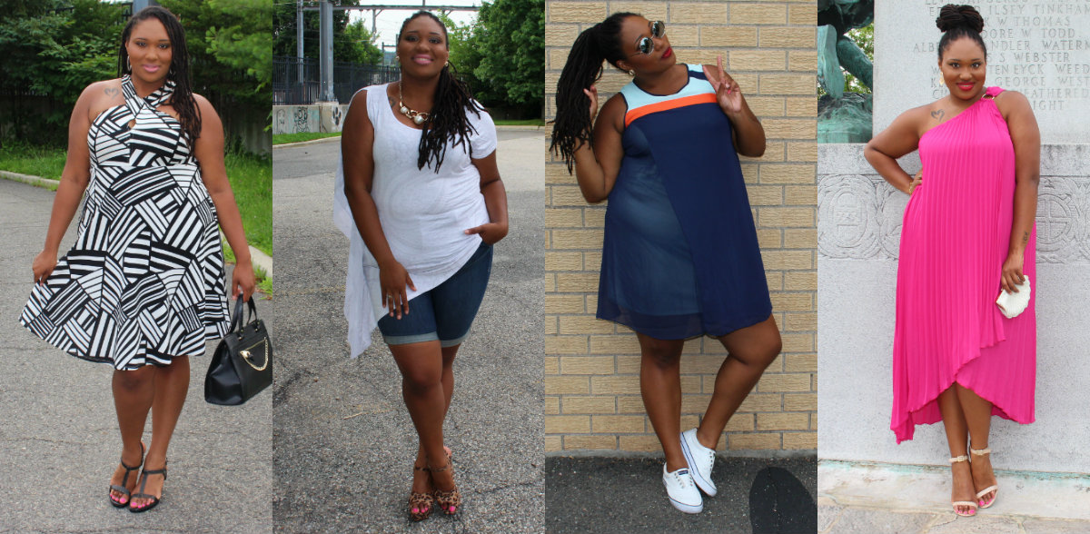 0d417c425916 Summer looks with Lane Bryant - A Thick Girl's Closet