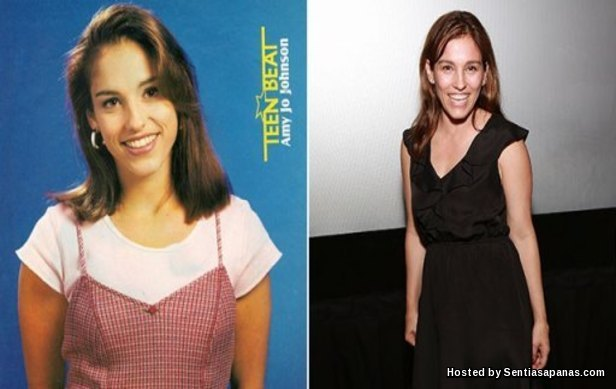 Amy Jo Johnson, (Kimberly Hart, Pink Ranger)