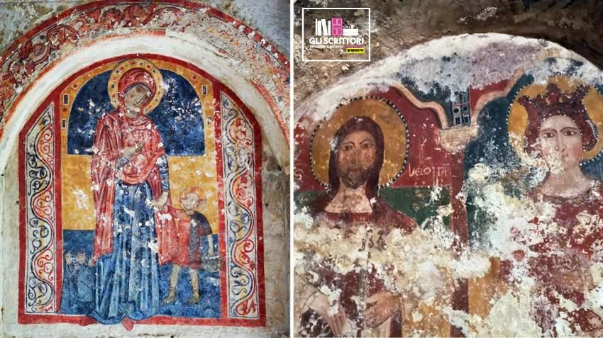 Cripta della Candelora e Chiesa di Sant'Antonio Abate