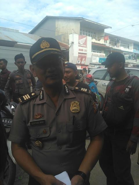 Polres Melawi, Kabag Ops