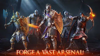 Iron Blade Medieval Legends Mod Apk v1.0.1a Full version