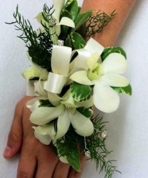 Different Types Of Flowers For Prom