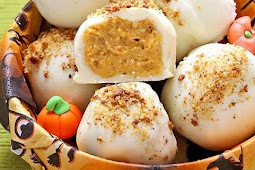 Pumpkin Cheesecake Balls Recipe