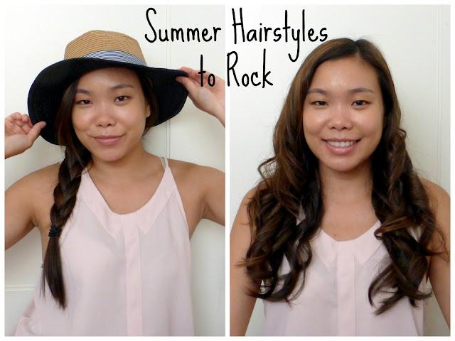 Summer Hairstyles to Rock with Redken - La Vie en May - Petite ...