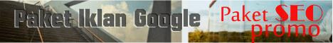 Paket Iklan Google dan Jasa SEO