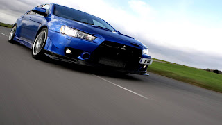 Dream Fantasy Cars-Mitsubishi Lancer Evolution X 2012
