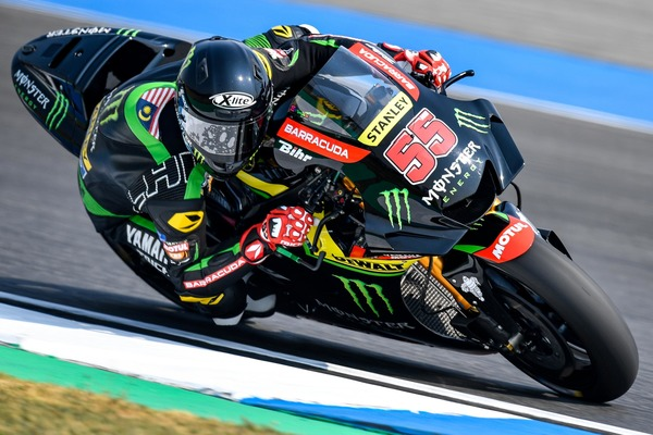 "Tech3 boss Herve Poncharal says he wants to retain Malaysian rookie Hafizh Syahrin for the 2018 MotoGP season after he impressed during the test in Thailand.  Poncharal was left seeking a second rider after Jonas Folger was forced to sit out the season to recover from Gilbert Syndrome, the illness which kept the German sidelined for the final four races of 2017.  Syahrin emerged as favourite to take the vacant satellite Yamaha following the Sepang test – at which Tech3 fielded ex-Aspar rider Yonny Hernandez – after parting ways with the Petronas Sprinta Moto2 team; though was only confirmed for the Thailand test.  Poncharal is keen to hold onto the triple Moto2 podium finisher after proving to be a ""perfect fit"" for Tech3, though admits he still has to ""convince"" his partners Syahrin is the right choice to replace Folger.  ""I want to keep him for the 2018 season, but I have to first convince all my partners,"" the Tech3 boss said.  ""Right now there's nothing decided, but I won't hide the fact that I'd be very disappointed if we can't come to and agreement.  ""I think we've found a rider who is the perfect fit for what we're looking for. After the unfortunate and late withdrawal of Jonas Folger, it's the best solution we have.""  Syahrin ended the Thailand test 22nd overall and just 1.756s from pacesetter Dani Pedrosa on the factory Honda.  His performance across the three days of running at Buriram left Poncharal ""amazed"", and feels the Malaysian will be capable of even stronger showings once he has had some more time on the M1.  ""There was pressure on Hafizh's shoulders in Buriram; no Malaysia had ever ridden in MotoGP,"" Poncheral added.  ""He also had a bit of a handicap compared to other rookies like Takaaki [Nakagami], Franco [Morbidelli], Tom [Luthi] or Xavier [Simeon], who already had a few kilometers on the clock [on MotoGP machinery].  ""He had to perform, without crashing, and in these conditions it's easy to make a mistake. He has done a great job, he progressed every day and he finished only 1.7s from the best laptime, knowing that he's far from having reached his full potential.  ""I am really amazed. In addition, he's someone who is super humble off track, super nice. I always consider Monster Yamaha Tech3 to be a junior team, and Hafizh also sticks to that profile."""