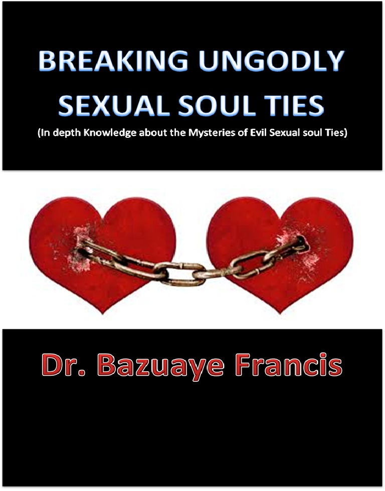 MAXIMUM SPIRITUAL ILLUMINATION: BREAKING SOUL TIES AND