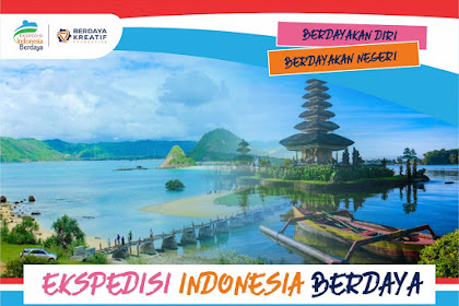 EKSPEDISI INDONESIA BERDAYA