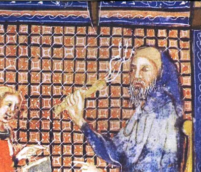 flagelacion azote latigo medieval maestro escuela castigo corporal hagada sarajevo