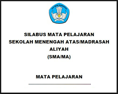 Silabus Sejarah Peminatan SMA/MA/SMK Kurikulum 2013 Revisi 2017
