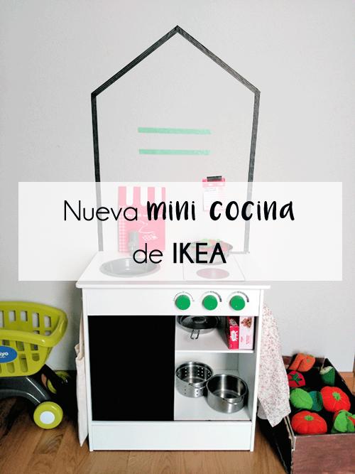 Cocinita nybakad la mini cocina de juguete de ikea a un for Cocina juguete ikea opiniones