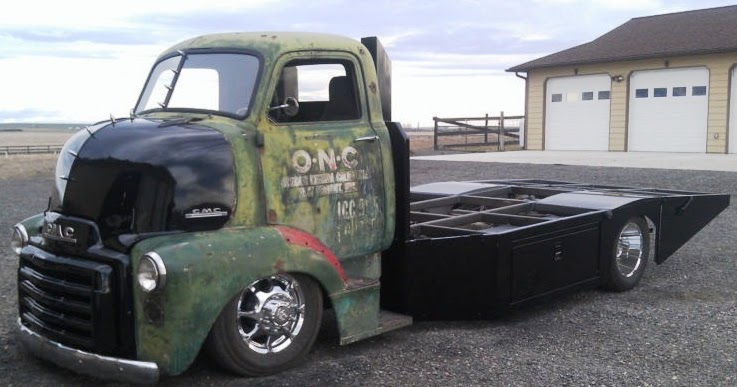 American Rat Rod Cars & Trucks For Sale: 1948 GMC COE Rat ...
