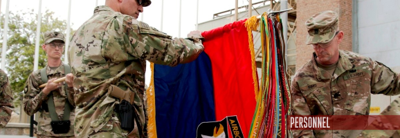 Soldiers from 101st Airborne set to deploy to Ukraine