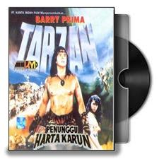 film Tarzan Penunggu Harta Karun