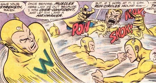 Daftar Speedster Marvel Tercepat