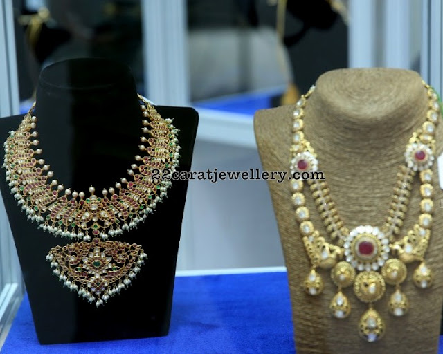 Designer Swetha Reddy Jewellery Show