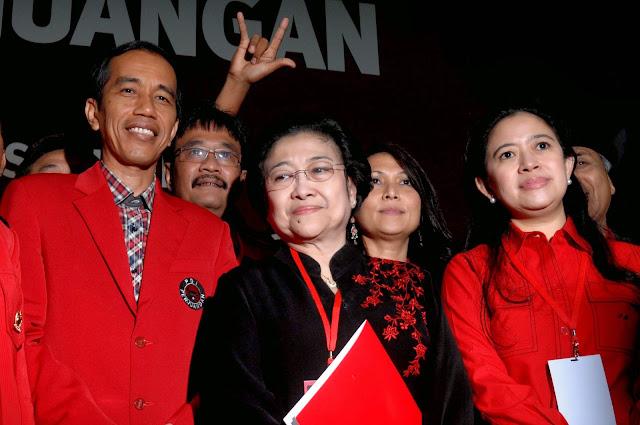 Jokowi: PDIP Konsisten Perjuangkan Kepentingan Wong Cilik
