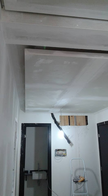 Gesso - Drywall- Forro - Cortineiros - Sancas - Molduras