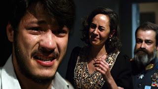 Ali Kemal este fiul lui Vasili și Veronika!