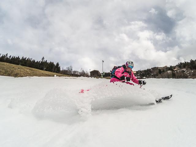 Skilauf Zillertal