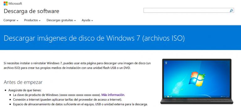 Cambiar la licencia de Windows 7 por una original