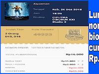 Rahasia Agar Dapat 2 Tiket Bioskop Cuma Bayar 15k Di TIX ID