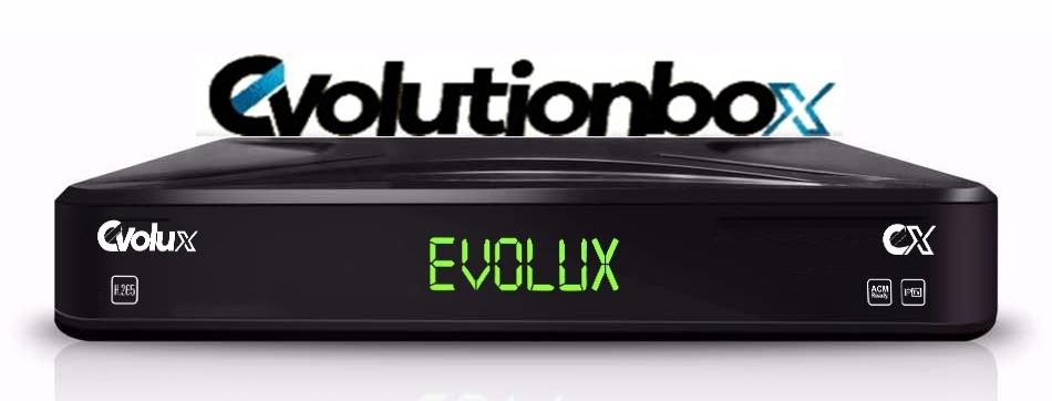 EVOLUTIONBOX EVOLUX ACM ATUALIZAÇÃO