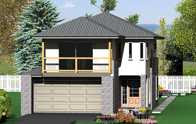 New home designs latest.: Small homes exterior designs.