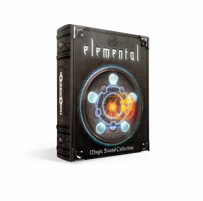 SoundMorph – Elemental (A Complete Magic Sound Collection)