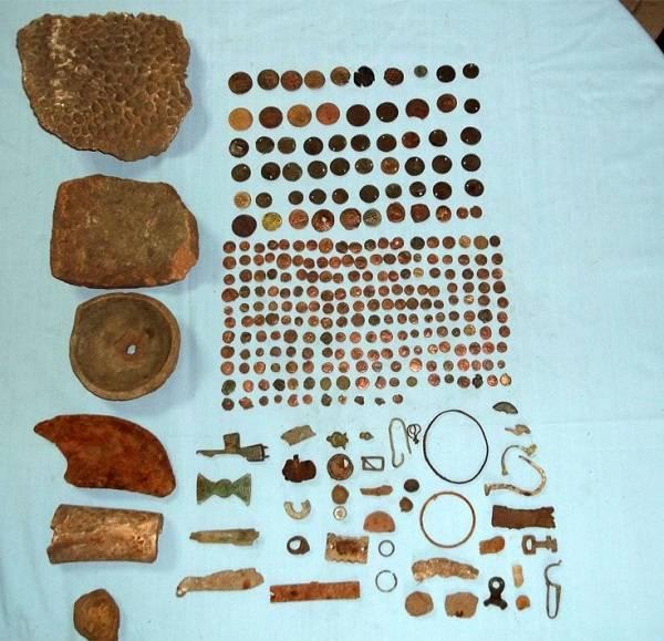 Ολόκληρο θησαυρό είχε αρχαιοκάπηλος στα Γρεβενά