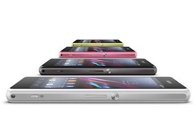 cách thay màn hình Sony z1 Compact
