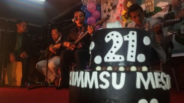 """""""Horaas, Inilah Tanah Kami!"""", Mahasiswa dan Masyarakat Sumatera Utara di Mesir (HMM SU), Unjuk Bakat dan Kreativitas"""