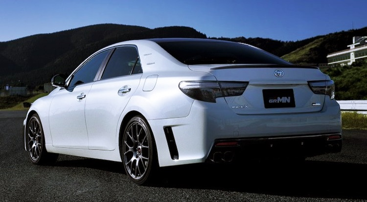 2019 Toyota Mark X Redesign, Review, Specs, Price Exterior