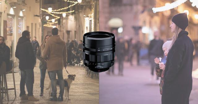 Cosina presenta Voigtlander 60mm f/0.95 per Micro Quattro Terzi