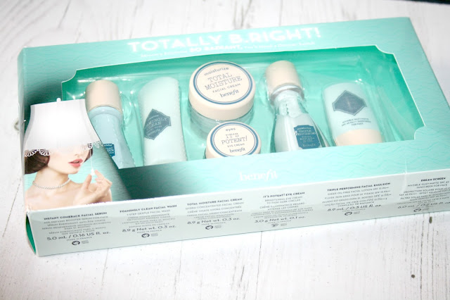 Benefit Totally B.right! Skincare kit