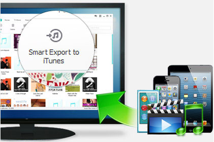 Export Music on Your iDevices to iTunes & Laptop and PC